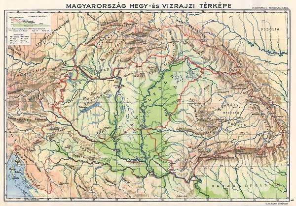 szintvonalas térkép magyarország Kövesd a csillagokat, vagy használj egy jó tájolót VI. | Késblog szintvonalas térkép magyarország